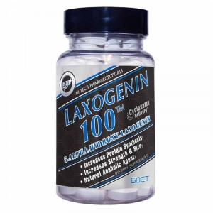 Hi-Tech Pharmaceuticals Laxogenin (60 таб.)