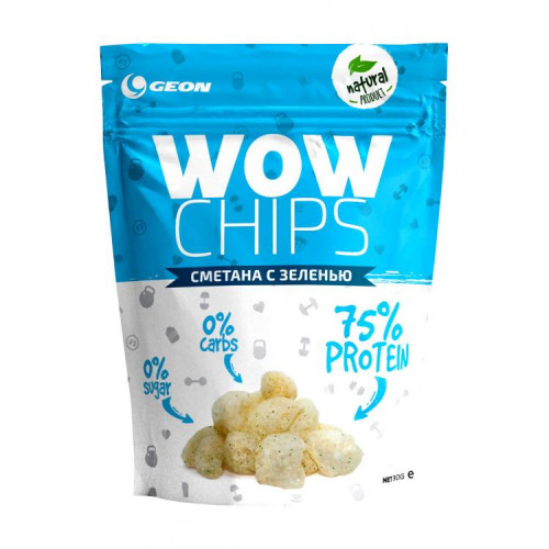 GEON WOW Protein Chips (30 гр.)