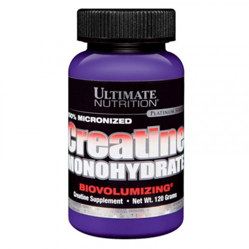 Ultimate Nutrition Creatine Monohydrate (120 гр.)