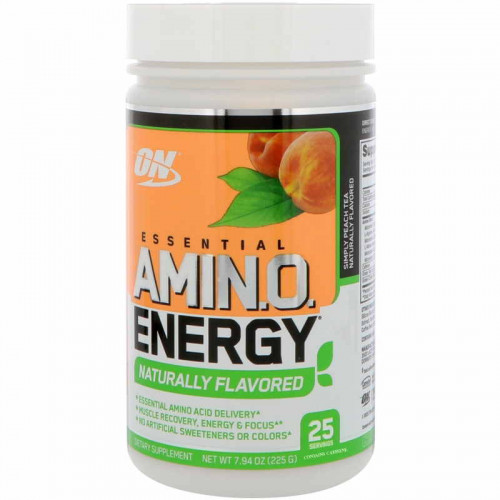 Optimum Nutrition Essential Amino Energy Naturally Flavored (225 гр.)