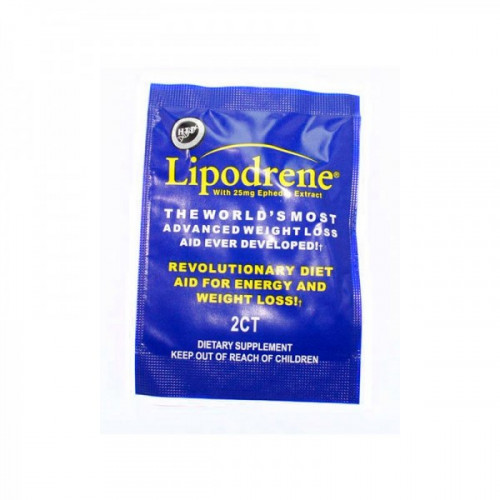 Hi-Tech Pharmaceuticals Lipodrene With 25 mg Ephedra (2 порции)