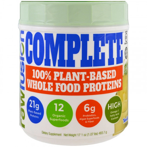 SAN RawFusion Complete 100% Plant-Based Whole Food Proteins (483.7 гр.)