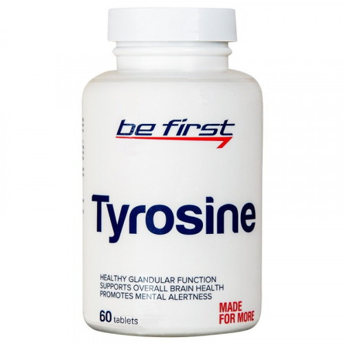 Be First Tyrosine 500 мг (60 таб.)