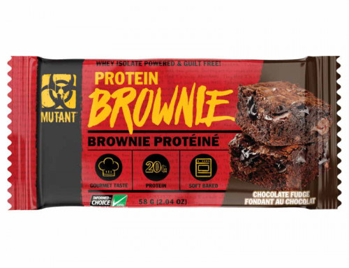 Mutant Protein Brownie (58 гр.)