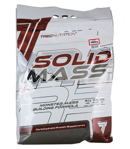 Trec Nutrition Solid Mass Пакет (5800 гр.)