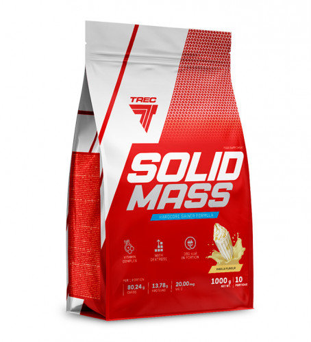 Trec Nutrition Solid Mass (1000 гр.)