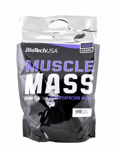 BioTech USA Muscle Mass (4000 гр.)