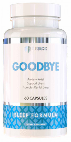 FireBox Nutrition Goodbye Sleep Formula (60 капс.)