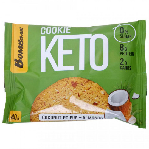 Bombbar Keto Cookie (40 гр.)