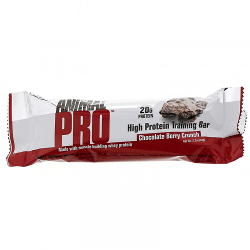 Universal Nutrition Animal Pro High Protein Training Bar (62 гр.)
