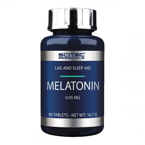 Scitec Nutrition Melatonin 0.95 мг (90 таб.)