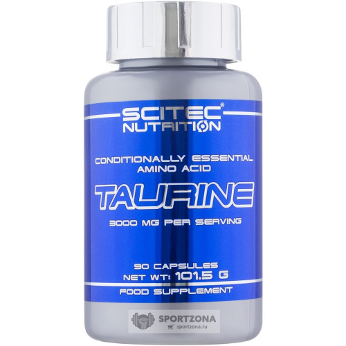 Scitec Nutrition Taurine (90 капс.)