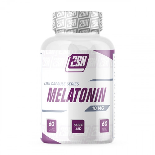 2SN Melatonin 10 мг (60 капс.)