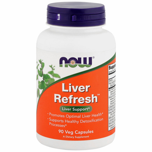 Now Foods Liver Refresh Veg (90 капс.)