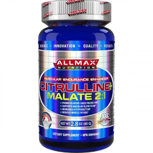 Allmax Nutrition Citrulline+ Malate 2:1 (80 гр.)