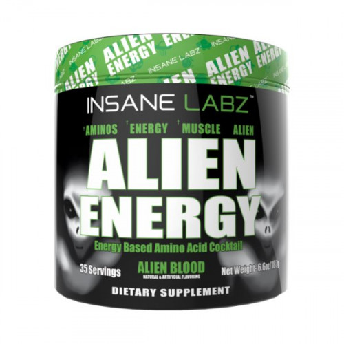Insane Labz Alien Energy (187 гр.)