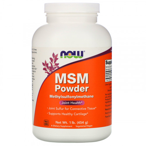 Now Foods MSM Powder (454 гр.)