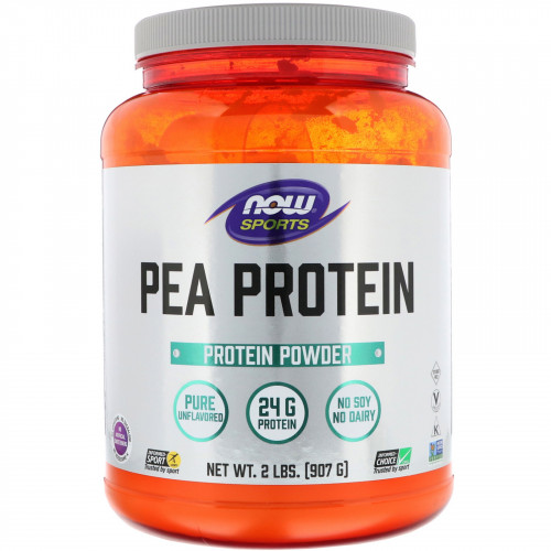 Now Foods Pea Protein (907 гр.)