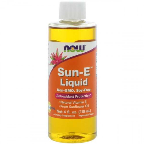 Now Foods Sun-E Liquid (118 мл)