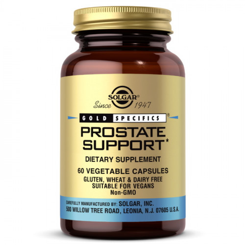 Solgar Gold Specifics Prostate Support (60 капс.)