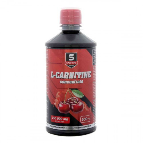 SportLine Nutrition L-Carnitine Concentrate 150000 мг (500 мл)
