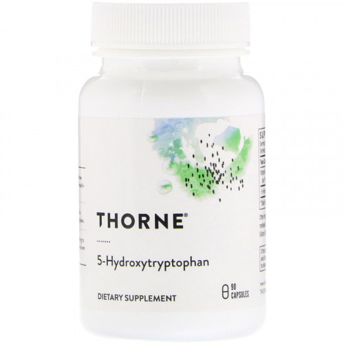 Thorne Research 5-Hydroxytryptophan (90 капс.)