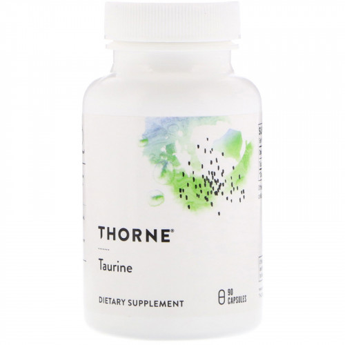 Thorne Research Taurine Vegetarian (90 капс.)