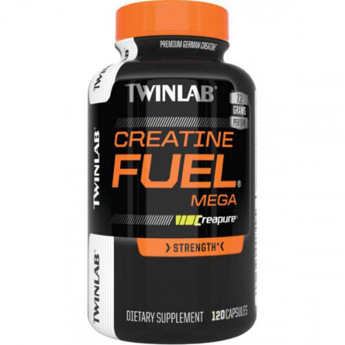 Twinlab Creatine Fuel Mega (120 капс.)