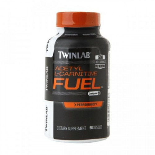 Twinlab Acetyl L-Carnitine Fuel (90 капс.)