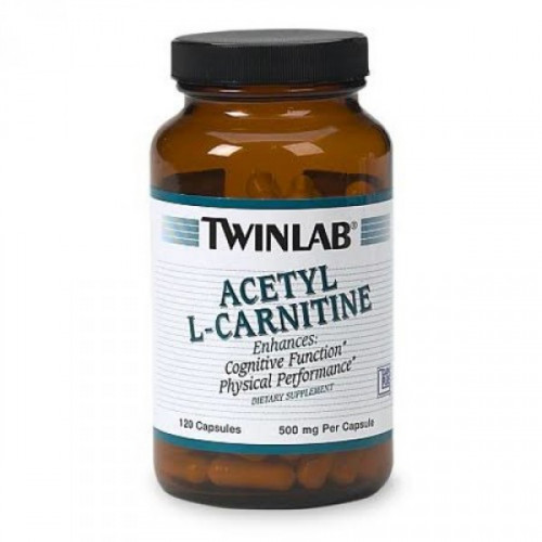 Twinlab Acetyl-L-Carnitine (120 капс.)