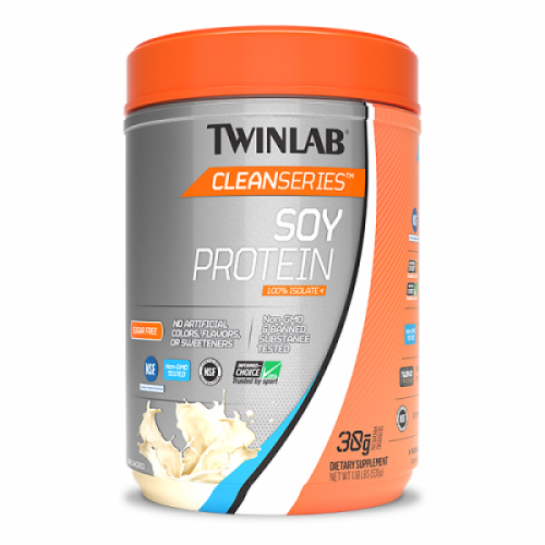 Twinlab CleanSeries Soy Protein Isolate (531 гр.)