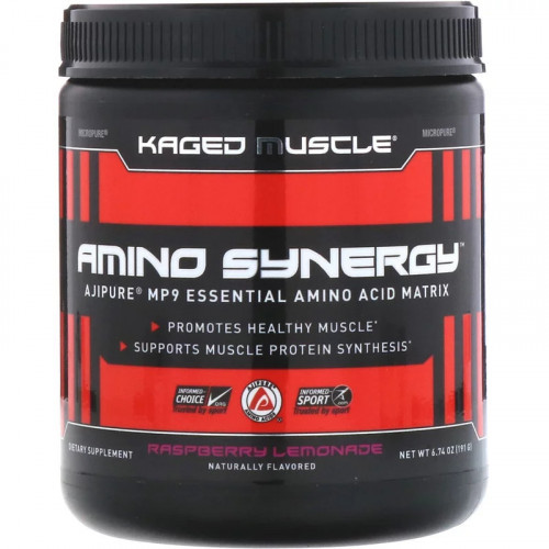Kaged Muscle Amino Synergy Caffeine Free (191 гр.)