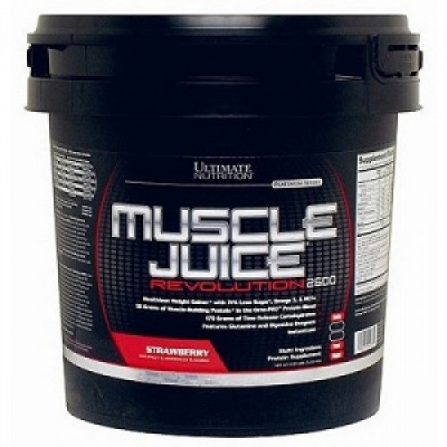 Ultimate Nutrition Muscle Juice Revolution 2600 (5040 гр.)