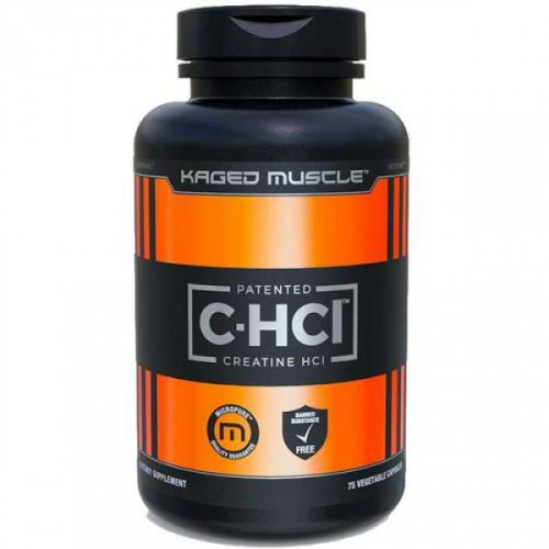 Kaged Muscle C-HCl Vegetable (75 капс.)