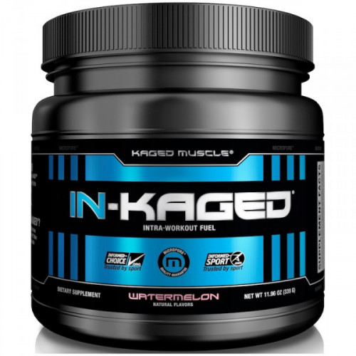 Kaged Muscle In-Kaged Intra-Workout Fuel (339 гр.)