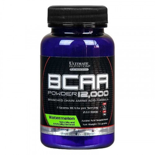 Ultimate Nutrition BCAA 12000 Powder (7,6 гр.)