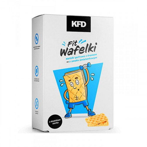 KFD Nutrition Fit Wafelki (40 гр.)