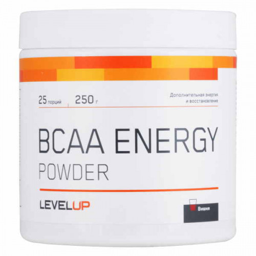 Level Up BCAA Energy (250 гр.)