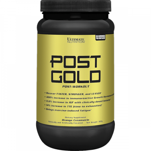 Ultimate Nutrition Post Gold (387 гр.)
