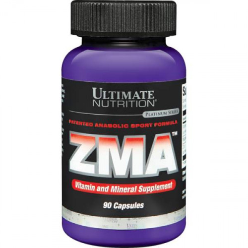 Ultimate Nutrition ZMA (90 капс.)