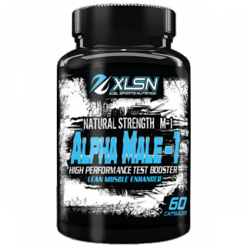 Xcel Sports Nutrition Alpha Male 1 (60 капс.)