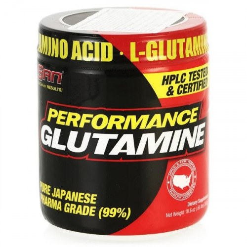 SAN Performance Glutamine (300 гр.)