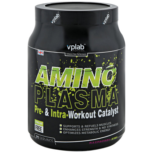 VP Laboratory Amino Plasma Pre Intra-Workout Catalyst (500 гр.)