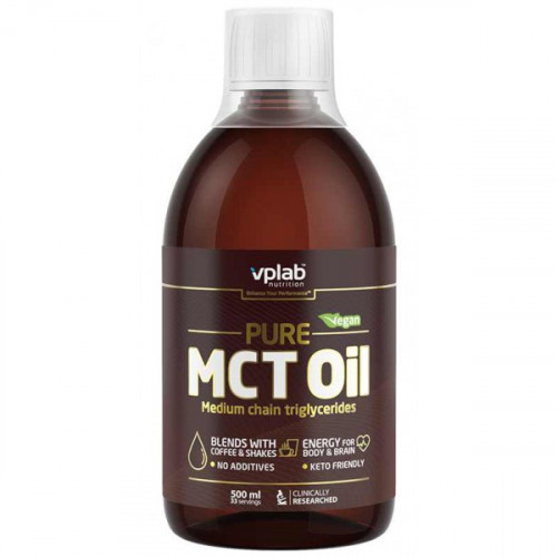 VP Laboratory Pure MCT Oil (500 мл)