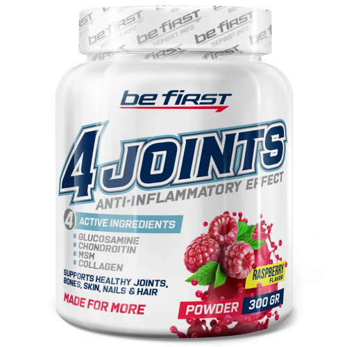 Be First 4joints Powder (300 гр.)