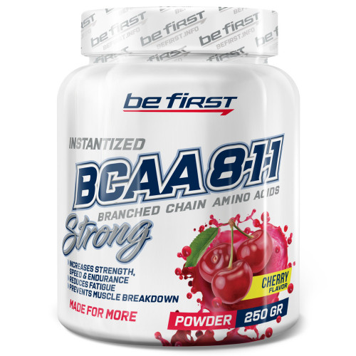 Be First BCAA 8:1:1 Instantized Powder (250 гр.)