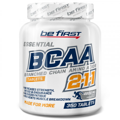 Be First BCAA Tablets (350 таб.)
