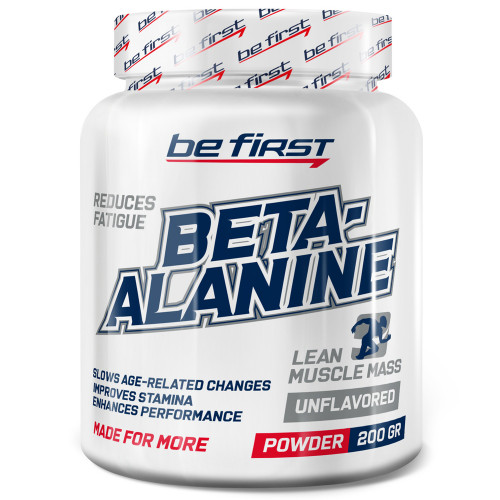 Be First Beta Alanine Powder (200 гр.)