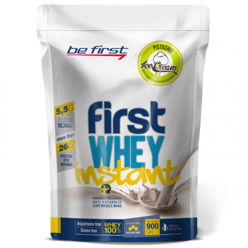 Be First First Whey Instant (900 гр.)