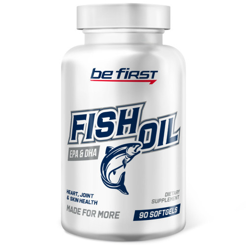 Be First Fish Oil Softgels (90 капс.)